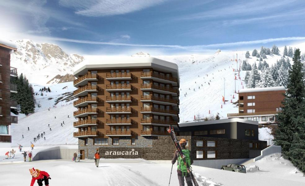 Hotel Spa Station De Ski Alpes