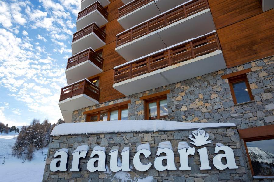 Vacaciones en montaña Araucaria Hôtel & Spa - La Plagne - Invierno