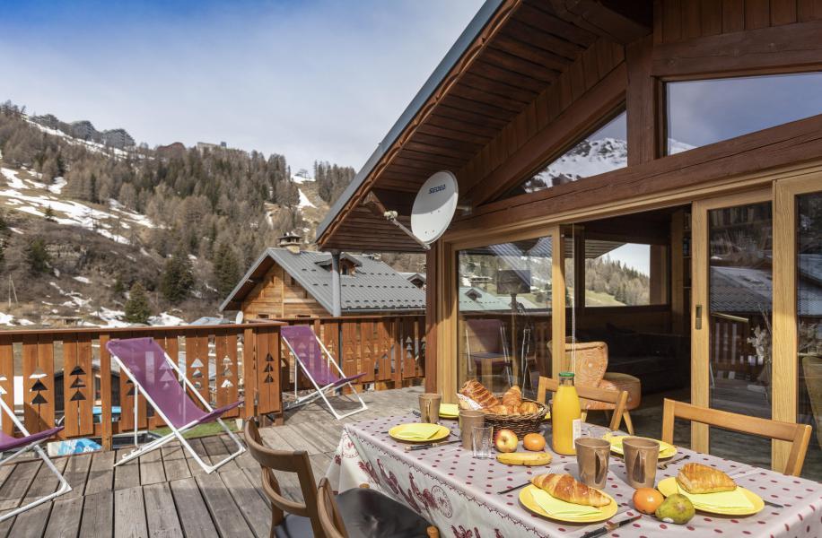 Chalet Chalet Boudu - La Plagne - Alpes du Nord