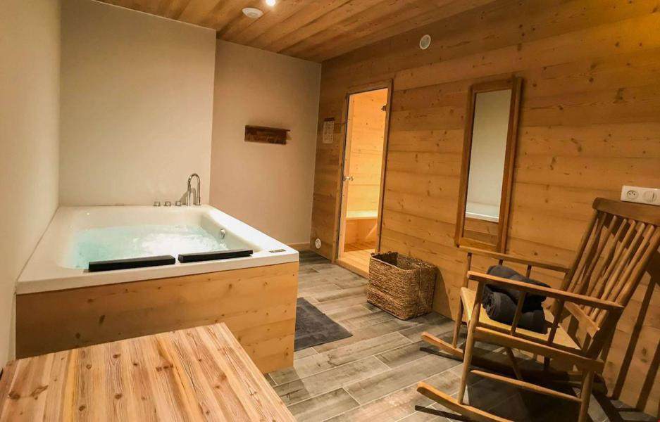 Skiverleih Chalet Natural Lodge - La Plagne