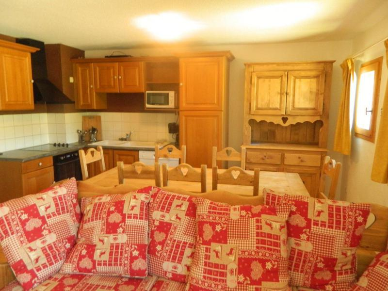 Rent in ski resort 5 room chalet 8 people (3) - Chalets des Alpages - La Plagne - Apartment