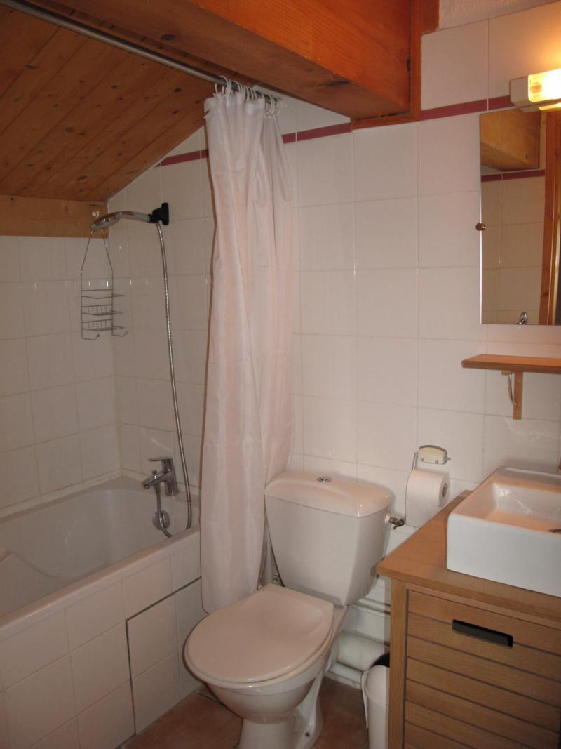 Rent in ski resort 6 room chalet 10 people (10) - Chalets des Alpages - La Plagne - Apartment