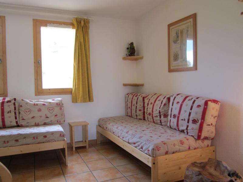 Soggiorno sugli sci Chalet 6 stanze per 10 persone (10) - Chalets des Alpages - La Plagne - Sedile