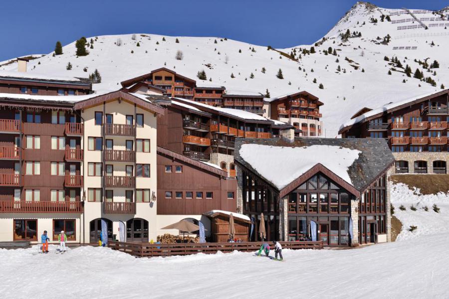 Vacaciones en montaña Hôtel Belle Plagne - La Plagne - Invierno