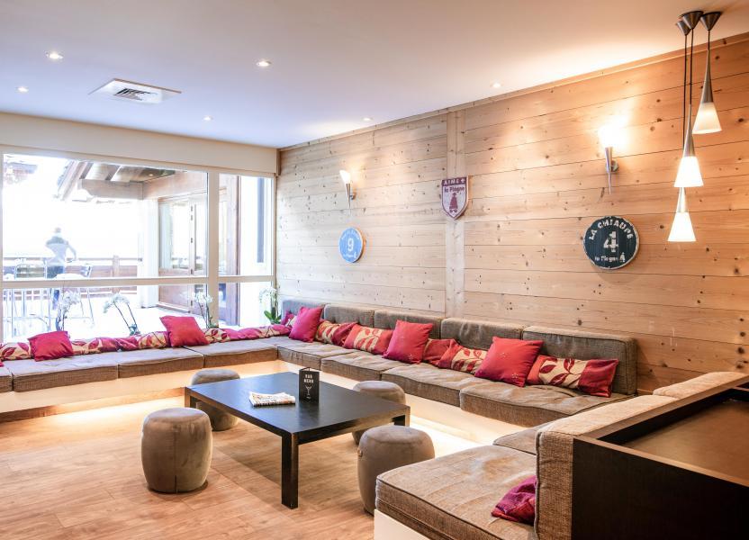 Location au ski Hôtel Club MMV Les 2 Domaines - La Plagne - Réception