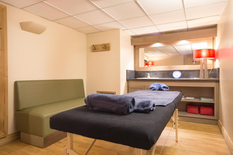 Location au ski Hôtel Club MMV Les 2 Domaines - La Plagne - Massage