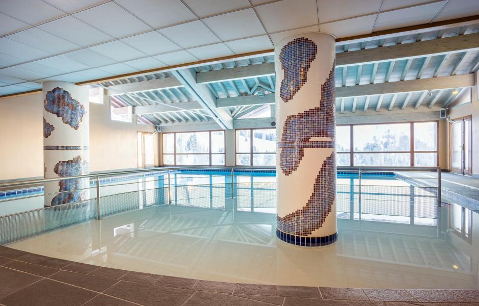 Location au ski Hôtel Club MMV Les 2 Domaines - La Plagne - Piscine