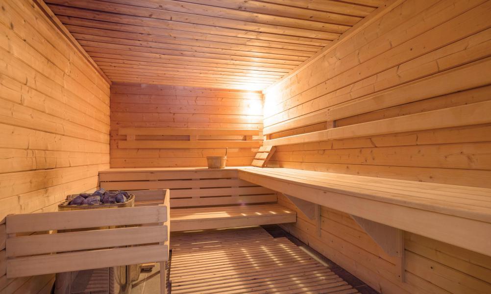 Location au ski Hôtel Club MMV Les 2 Domaines - La Plagne - Sauna