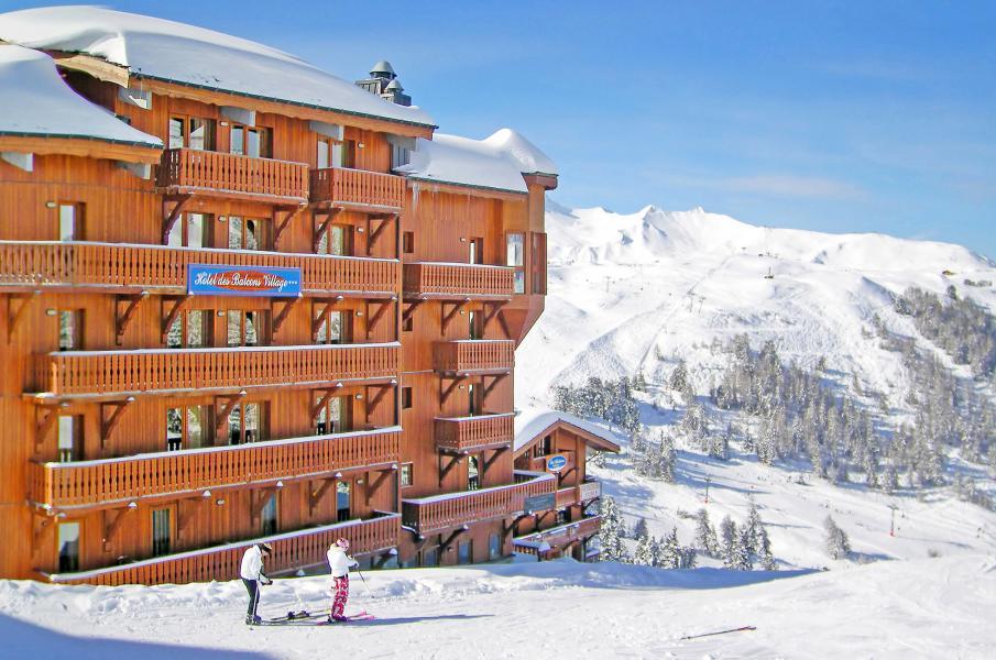 Alquiler al esquí Hôtel les Balcons Village - La Plagne - Invierno