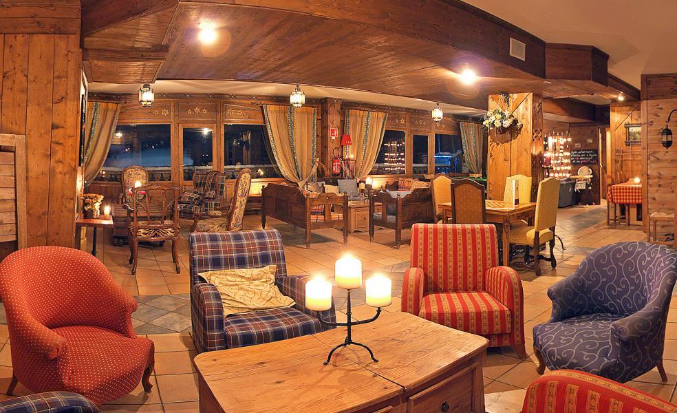 Alquiler al esquí Hôtel les Balcons Village - La Plagne - Recepción