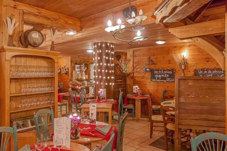 Alquiler al esquí Hôtel les Balcons Village - La Plagne - Interior