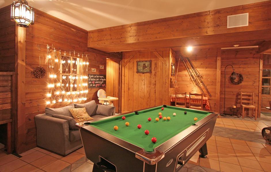 Alquiler al esquí Hôtel les Balcons Village - La Plagne - Billar