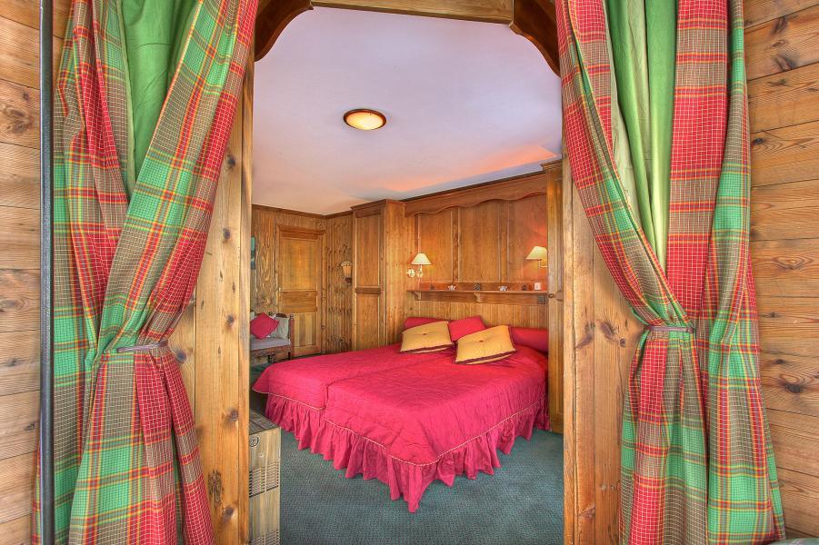 Alquiler al esquí Hôtel les Balcons Village - La Plagne - Habitación