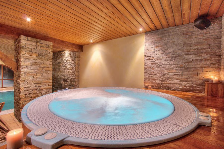 Alquiler al esquí Hôtel les Balcons Village - La Plagne - Jacuzzi