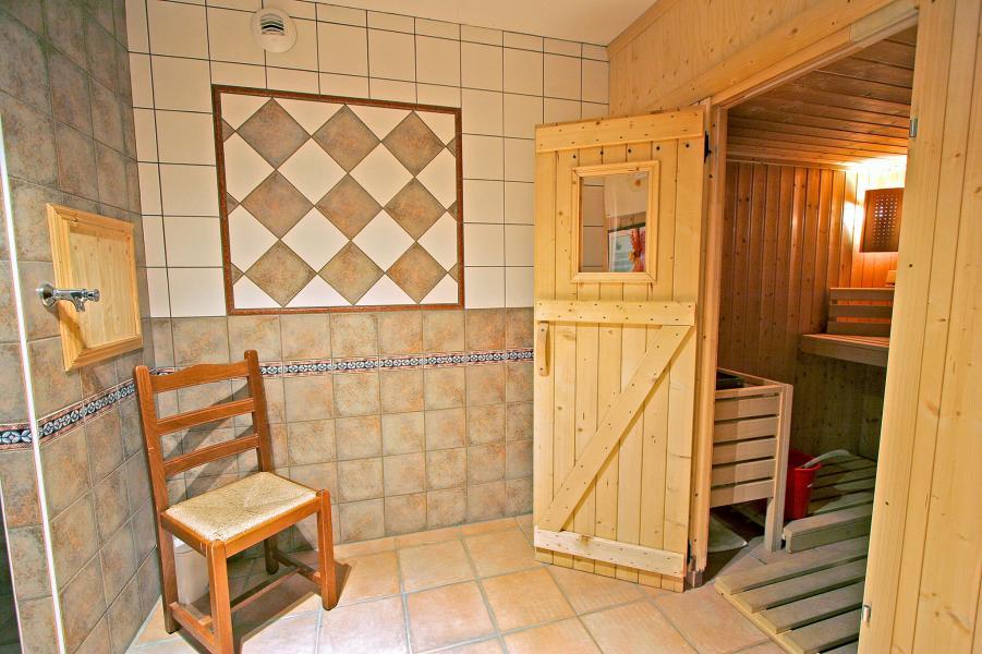 Location au ski Hôtel les Balcons Village - La Plagne - Sauna