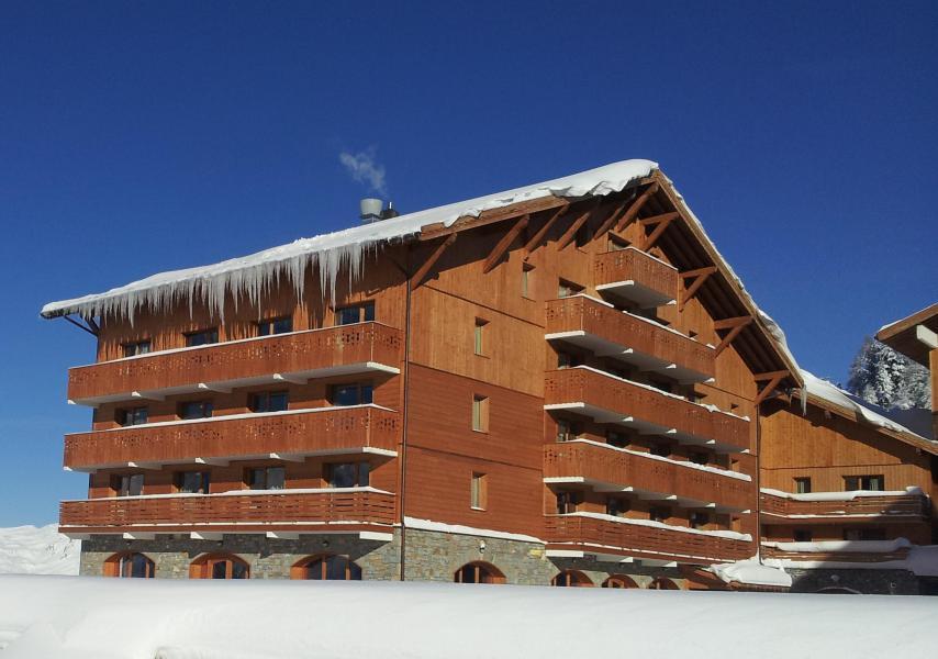 Vacanze in montagna Hôtel Vancouver - La Plagne - Esteriore inverno