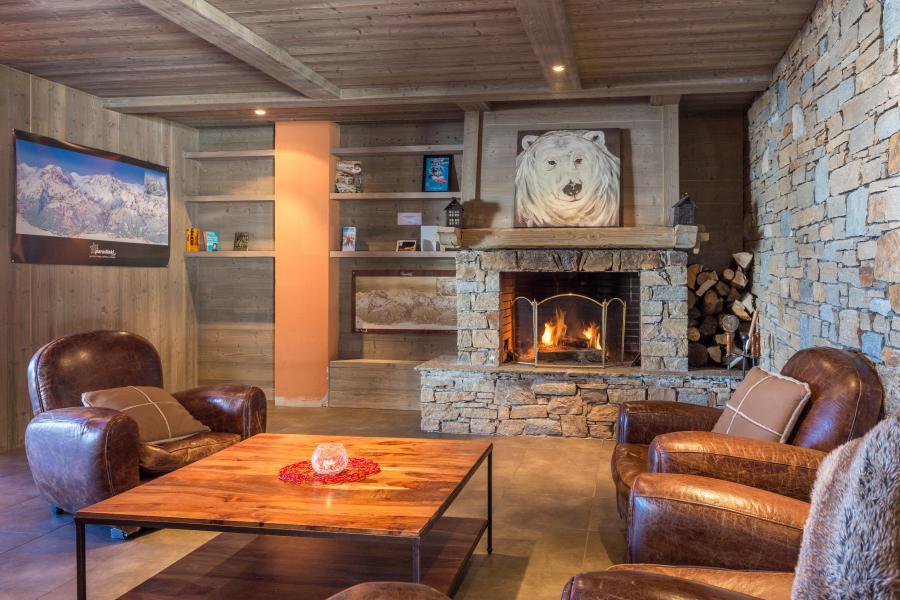Location au ski Hôtel Vancouver - La Plagne - Réception