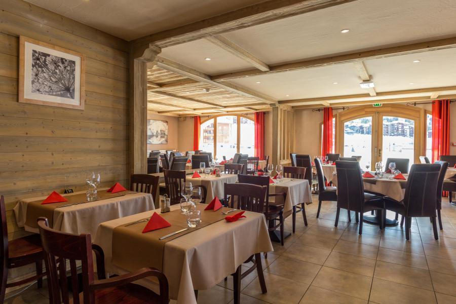 Location au ski Hôtel Vancouver - La Plagne - Intérieur