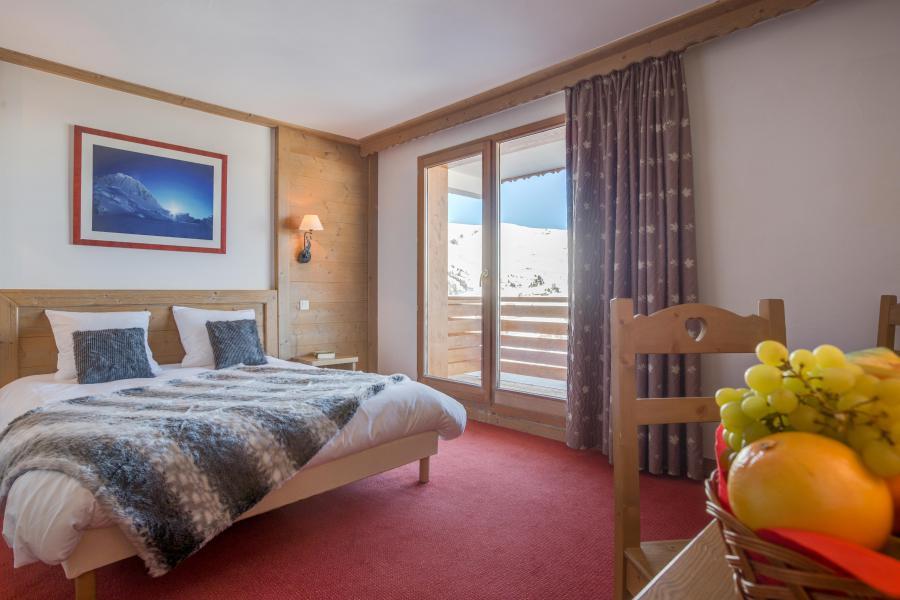 Location au ski Hôtel Vancouver - La Plagne - Chambre
