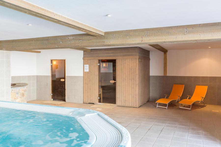 Location au ski Hôtel Vancouver - La Plagne - Jacuzzi