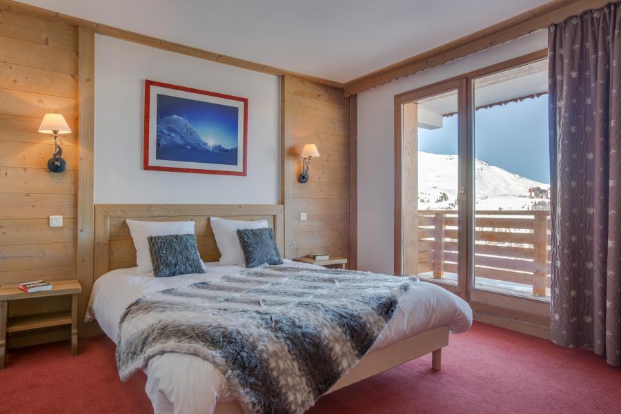 Location au ski Hôtel Vancouver - La Plagne - Lit double