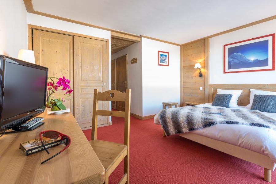 Location au ski Hôtel Vancouver - La Plagne - Séjour