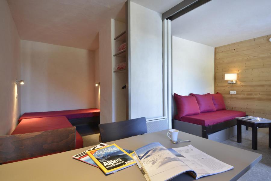 Аренда на лыжном курорте Квартира студия для 4 чел. (616) - La Résidence 3000 - La Plagne