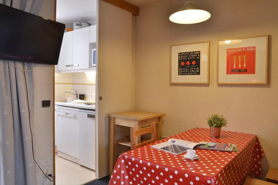 Аренда на лыжном курорте Квартира студия для 4 чел. (426) - La Résidence 3000 - La Plagne