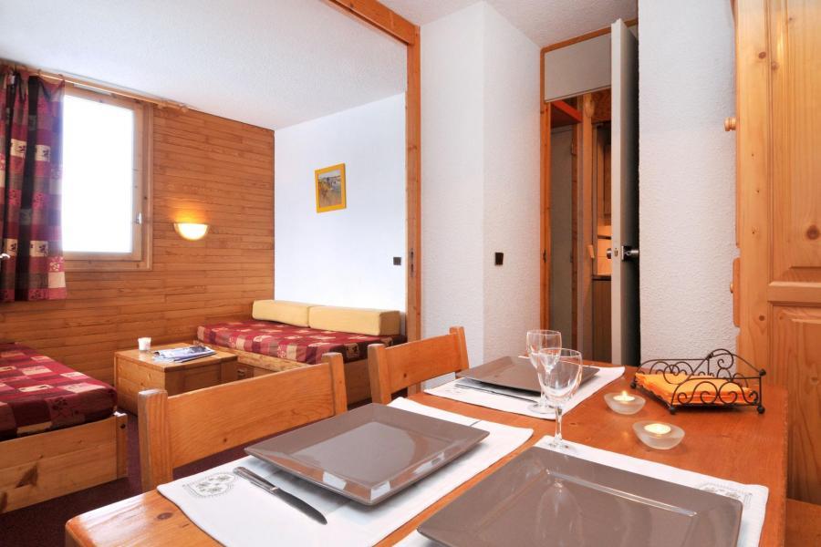 Аренда на лыжном курорте Квартира студия для 4 чел. (111) - La Résidence Aigue-Marine - La Plagne
