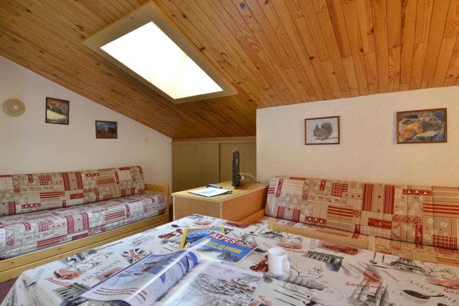 Аренда на лыжном курорте Квартира студия для 2 чел. (212) - La Résidence Aigue-Marine - La Plagne