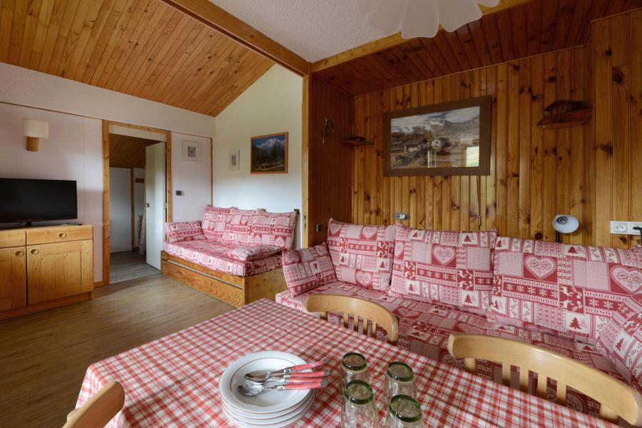 Аренда на лыжном курорте Апартаменты 2 комнат 5 чел. (213) - La Résidence Aigue-Marine - La Plagne
