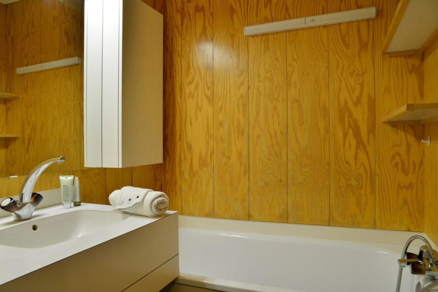 Аренда на лыжном курорте Апартаменты 2 комнат 6 чел. (123) - La Résidence Aigue-Marine - La Plagne