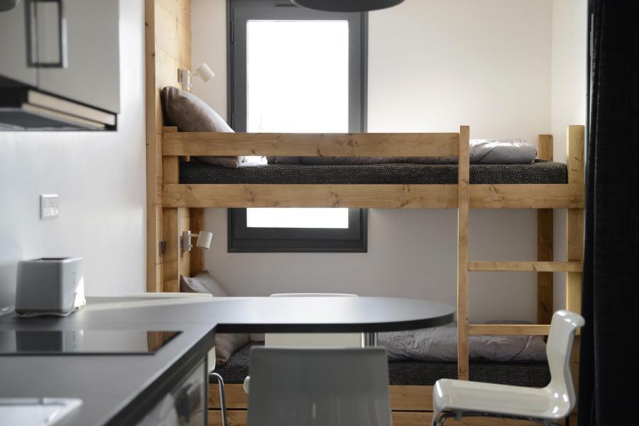 Аренда на лыжном курорте Квартира студия для 4 чел. (215) - La Résidence Aigue-Marine - La Plagne