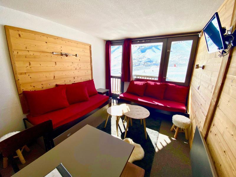 Wynajem na narty Studio kabina 4 osoby (A2L36) - La Résidence Aime 2000 Chamois - La Plagne