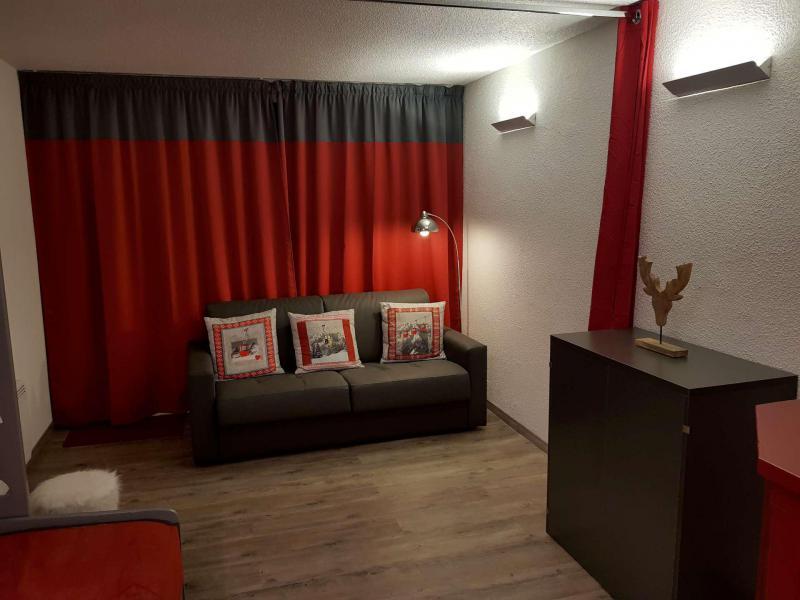Wynajem na narty Studio 4 osoby (A2N139) - La Résidence Aime 2000 Chamois - La Plagne - Pokój gościnny