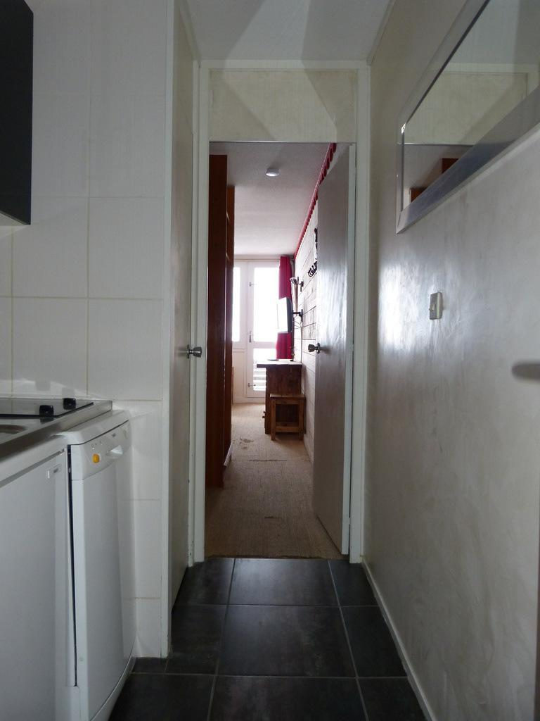 Wynajem na narty Studio kabina 4 osoby (N37) - La Résidence Aime 2000 Chamois - La Plagne - Korytarz