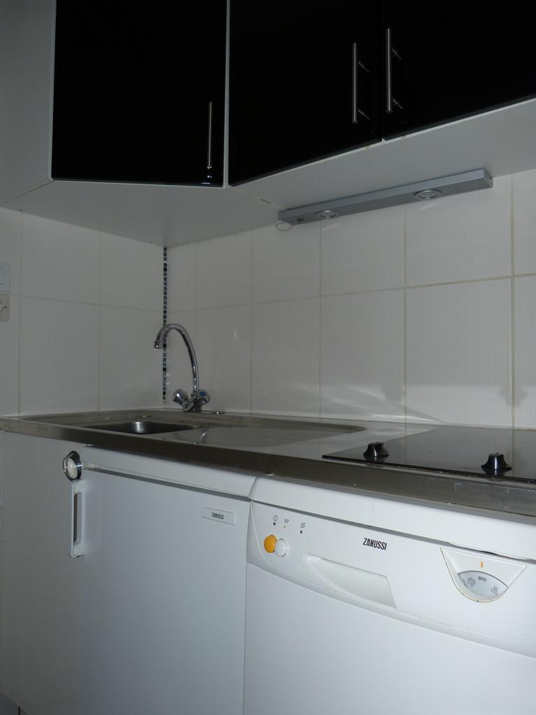 Wynajem na narty Studio kabina 4 osoby (N37) - La Résidence Aime 2000 Chamois - La Plagne - Kuchnia