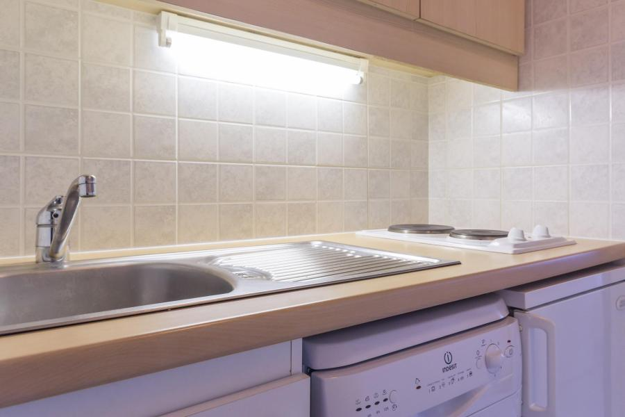 Wynajem na narty Apartament 2 pokojowy 5 osób (C129) - La Résidence Aime 2000 le Zénith - La Plagne - Aneks kuchenny