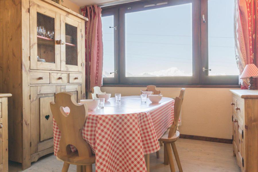 Wynajem na narty Apartament 2 pokojowy 5 osób (C129) - La Résidence Aime 2000 le Zénith - La Plagne - Pokój gościnny