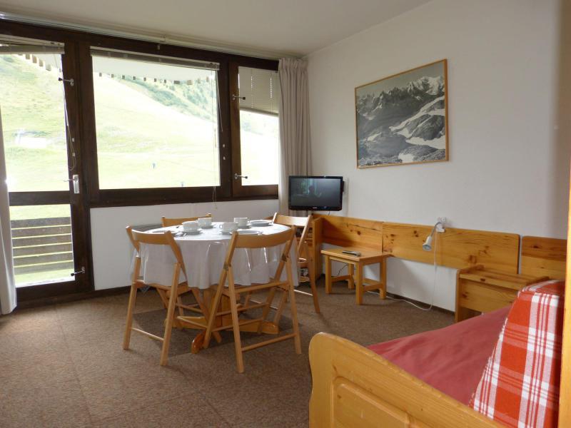 Wynajem na narty Studio z alkową 4 osoby (H27) - La Résidence Aime 2000 le Zénith - La Plagne - Pokój gościnny