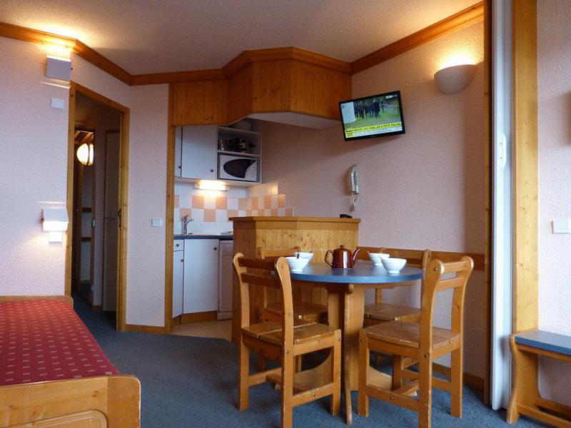 Location au ski Studio divisible 4 personnes (K151) - La Résidence Aime 2000 - le Zodiac - La Plagne - Séjour