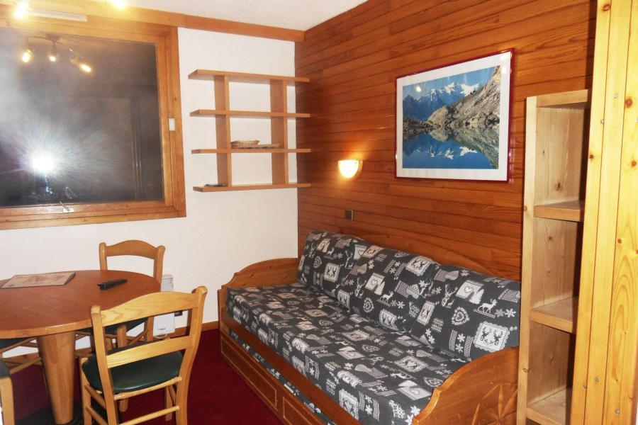 Аренда на лыжном курорте Квартира студия для 4 чел. (43) - La Résidence Améthyste - La Plagne