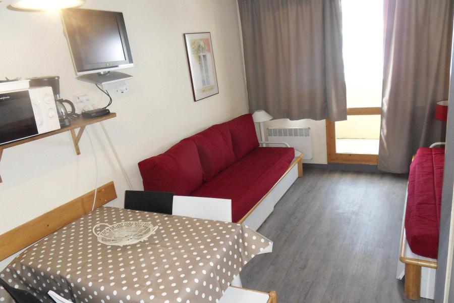 Аренда на лыжном курорте Квартира студия кабина для 4 чел. (317) - La Résidence Andromède - La Plagne