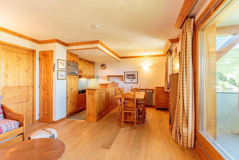 Location au ski Appartement 3 pièces 7 personnes (302) - La Résidence Aspen - La Plagne