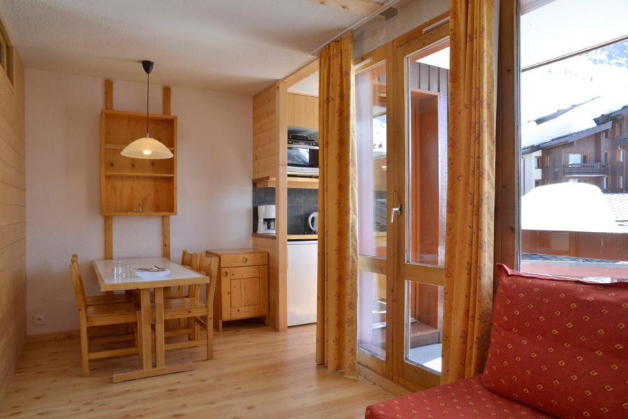 Аренда на лыжном курорте Квартира студия для 4 чел. (541) - La Résidence Béryl - La Plagne