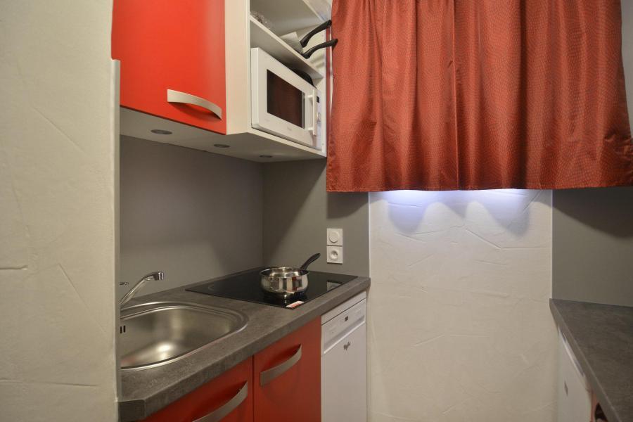 Аренда на лыжном курорте Апартаменты 2 комнат 5 чел. (35) - La Résidence Béryl - La Plagne