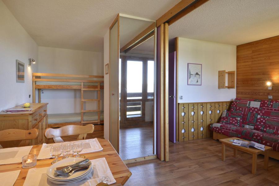 Аренда на лыжном курорте Квартира студия для 4 чел. (640) - La Résidence Béryl - La Plagne - апартаменты
