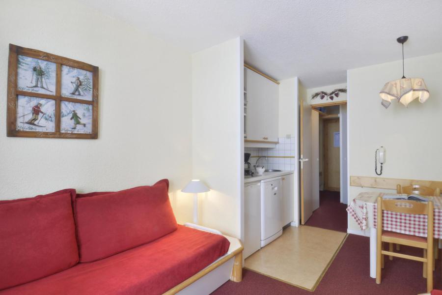 Аренда на лыжном курорте Квартира студия со спальней для 4 чел. (410) - La Résidence Callisto - La Plagne