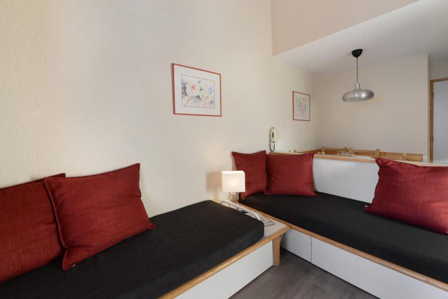 Аренда на лыжном курорте Апартаменты 2 комнат 5 чел. (608) - La Résidence Callisto - La Plagne