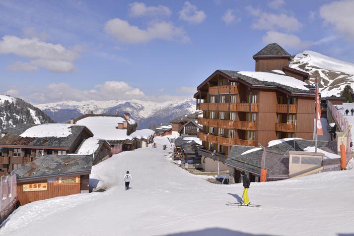 Аренда на лыжном курорте La Résidence Callisto - La Plagne